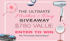 Conair Ultimate Mothers Day Giveaway