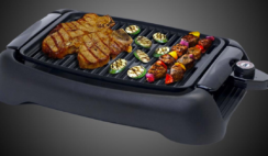 Delonghi Indoor Grill Giveaway