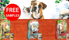 FREE Inception Dog Food Sample
