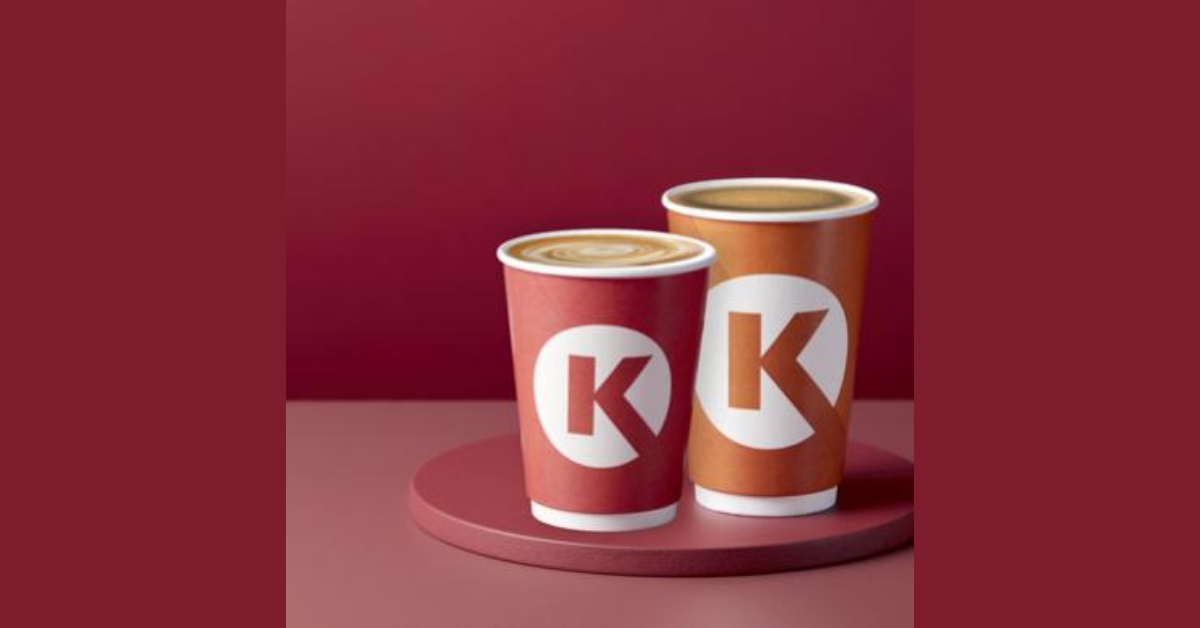 FREE Medium Hot Or Iced Coffee At Circle K