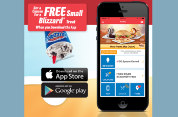FREE Small Blizzard Treat at Dairy Queen