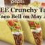 FREE Taco at Taco Bell on May 4th