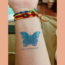 FREE Temporary Butterfly Tattoos