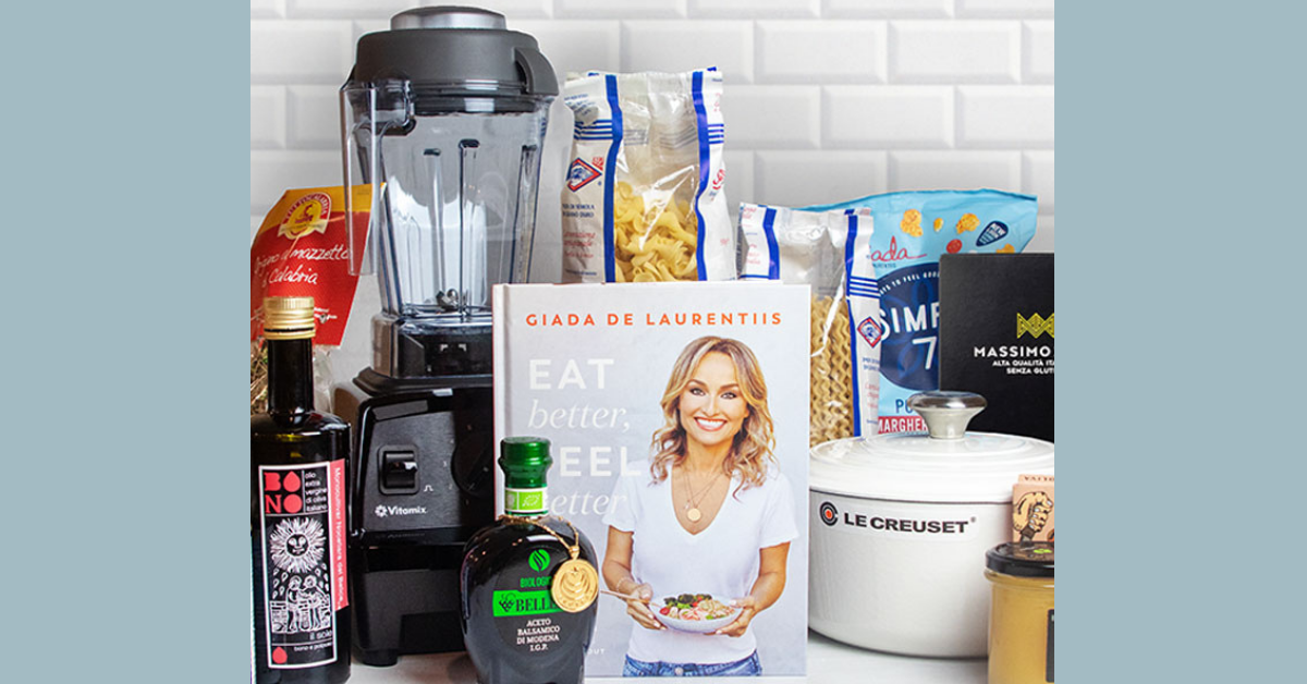 Giadas Eat Better Feel Better Mothers Day Sweepstakes