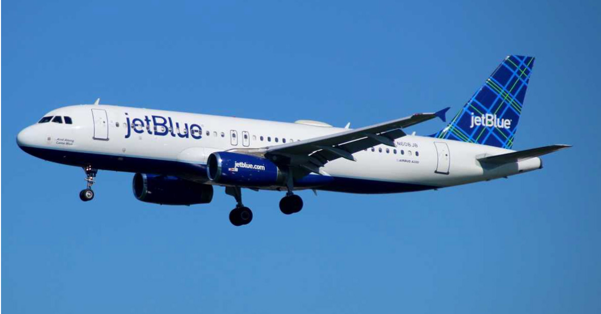 JetBlue 2021 GreenUp Sweepstakes