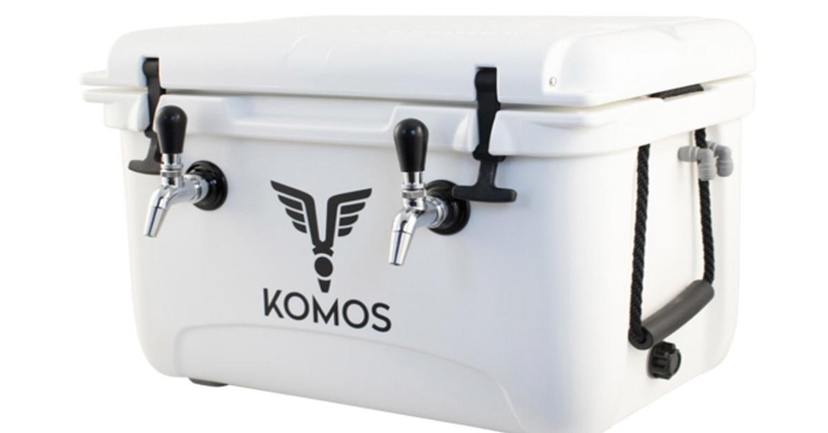 KOMOS Rubicon 2 Tap Draft Box Giveaway