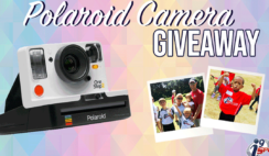 Polaroid Camera Giveaway