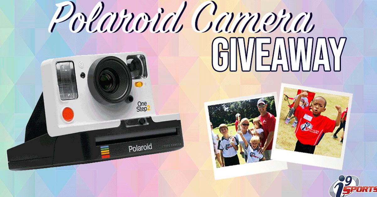 Polaroid Camera Giveaway