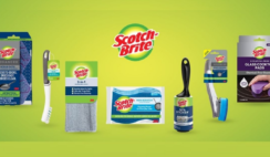 Scotch Brite Brand Spring Cleaning Sweepstakes