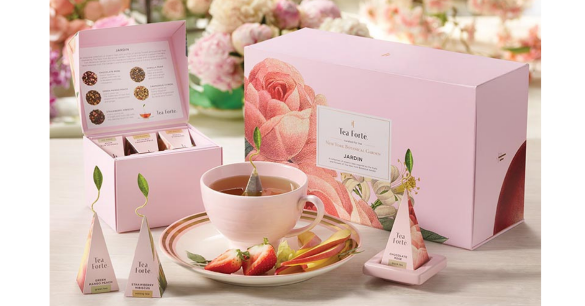Tea Forté Mother's Day Giveaway