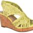 Terinee Woven Raffia Wedge Sandal Giveaway