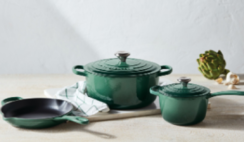 The Chefs Corner Store Le Creuset Artichaut Launch Sweepstakes