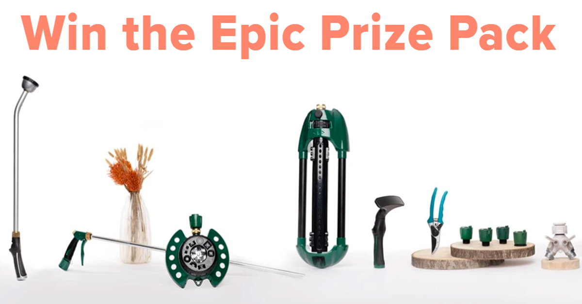The Epic Prize Pack Giveaway