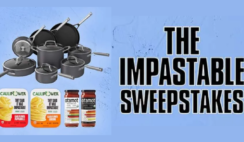 The IMPASTABLE Sweepstakes
