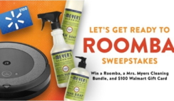 The INSP Lets Get Ready To Roomba Swepstakes