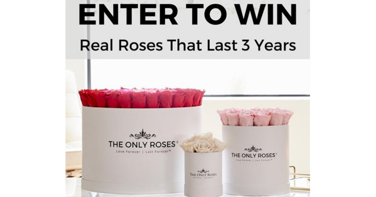 The Only Roses Mothers Day Giveaway