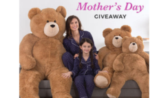 Vermont Teddy Bear And PajamaGram Mothers Day Giveaway