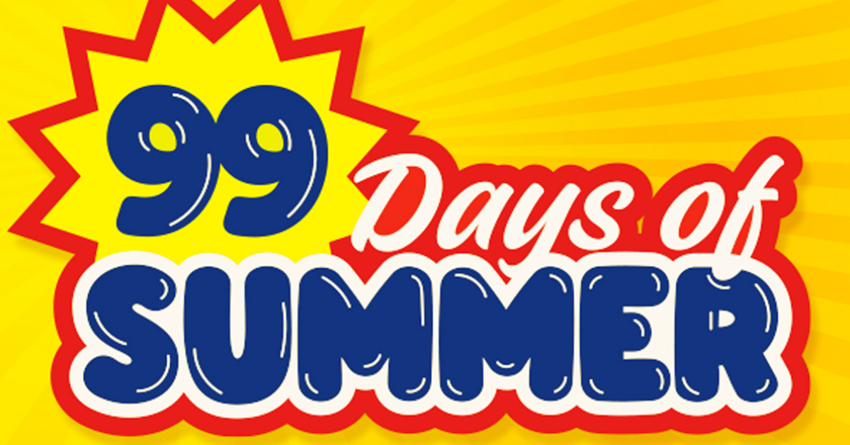 99 Days of Summer Sweepstakes