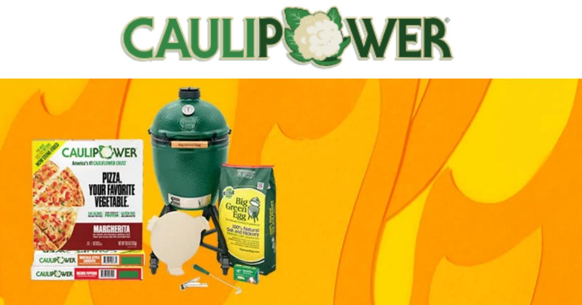 Caulipower Summer BBQ Sweepstakes