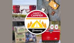 Duraflame Happy Camper Giveaway