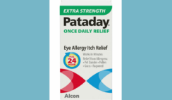 FREE Extra Strength Pataday Eye Allergy Itch Relief Product