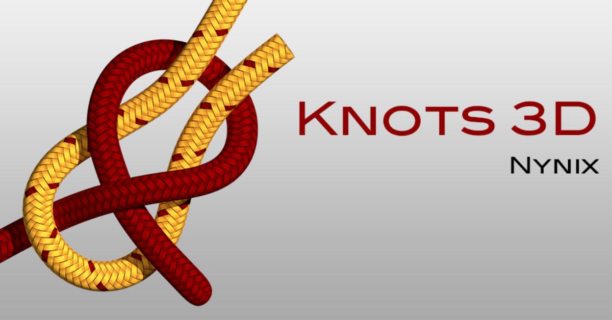 FREE Knots 3D App