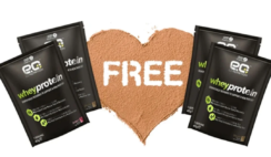 FREE PROMiXX Health Supplement Samples