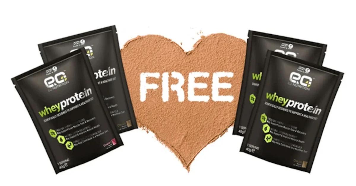 FREE PROMiXX Health Supplement Samples