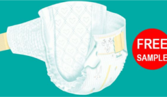 FREE Pampers Swaddlers Samples From Walmart