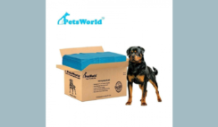 FREE PetsWorld Training And Potty Pads Plus Pet Waste Bags