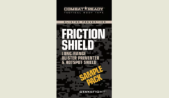 FREE Sample of Combat Ready Friction Shield Tape