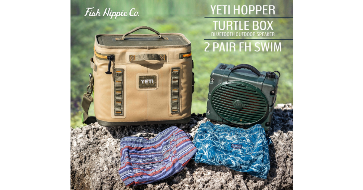 Fish Hippie Spring Giveaway