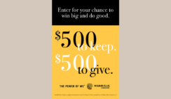 Get Green Give Green Sweepstakes