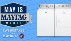 May is Maytag Month Sweepstakes