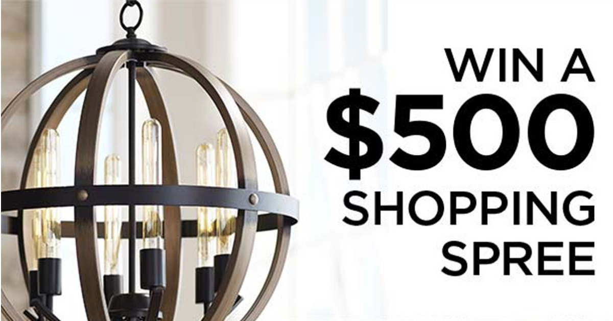 Official Lamps Plus Sweepstakes