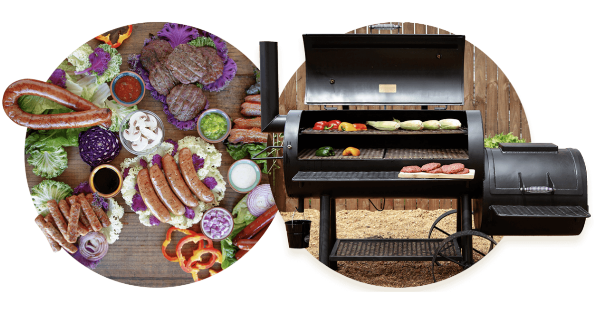 Pedersons Farm BBQ Grill And Grocery Bundle Giveaway