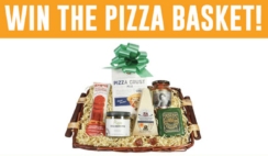 Pizza Gift Basket Giveaway