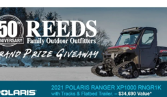 Reeds 50th Anniversary Calendar Giveaway