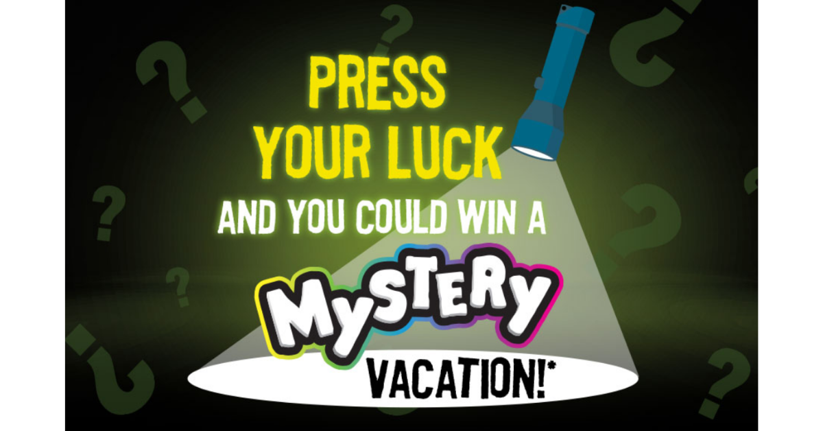 Sour Patch Kids Mystery Vacation Instant Win Game and Sweepstakes