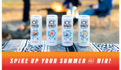 Spike Up Your Summer Sweepstakes
