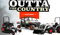 Straight Outta the Country Giveaway