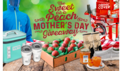 Sweet As A Peach Mothers Day Giveaway