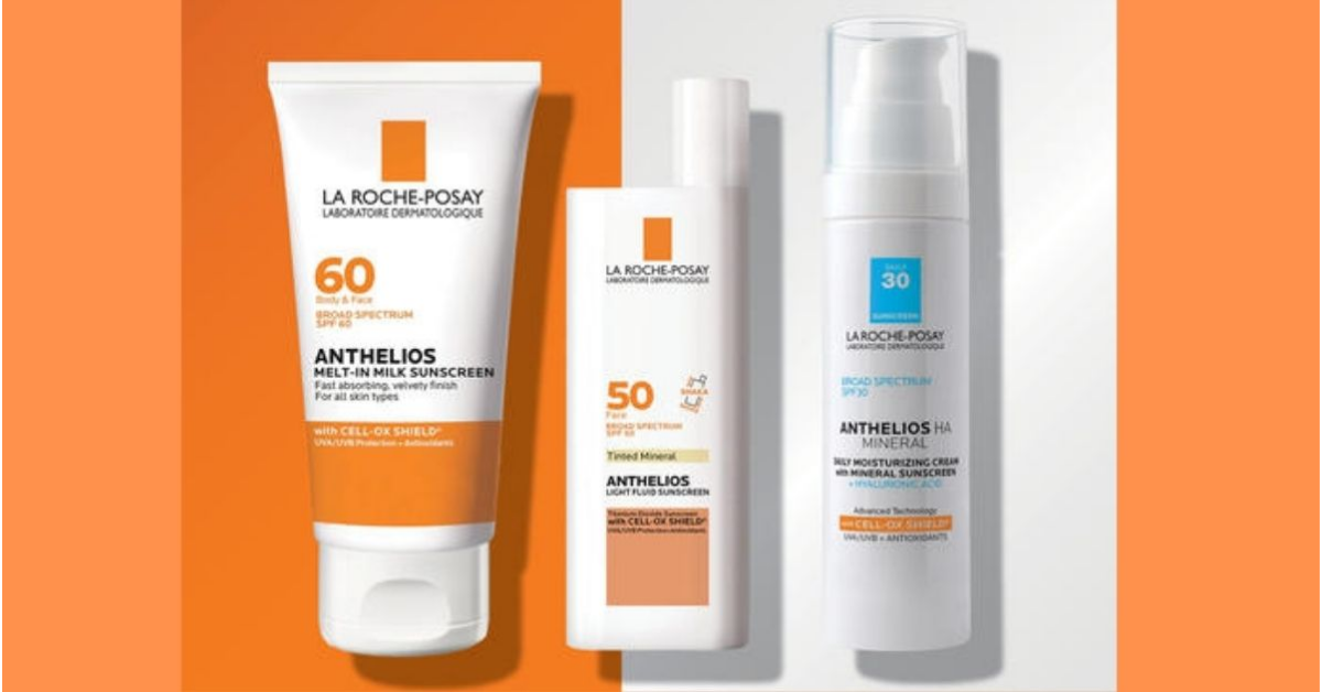 The La Roche Posay Summer Sunscreen Sweepstakes