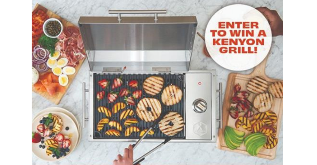 Yankees Ultimate Grilling Giveaway