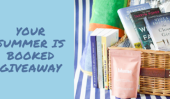 Your Summer Is Booked Giveaway
