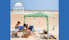 10 Days Under The Sun Giveaway