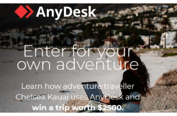 AnyDesk Giveaway