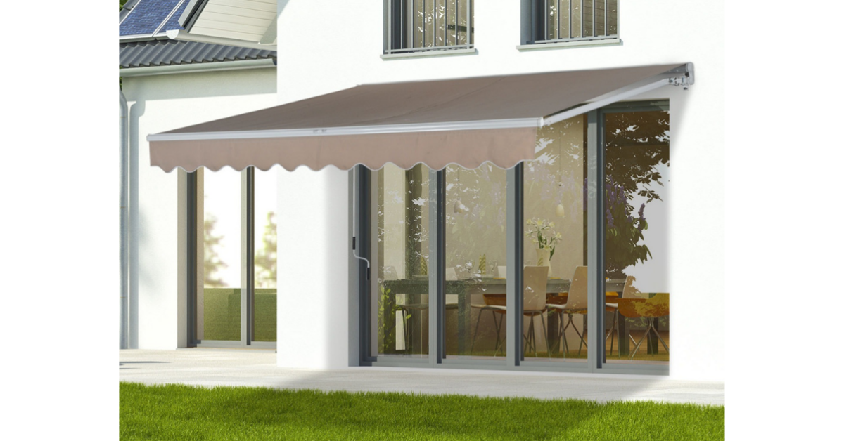 Aosoms Summer Shade Awning Giveaway
