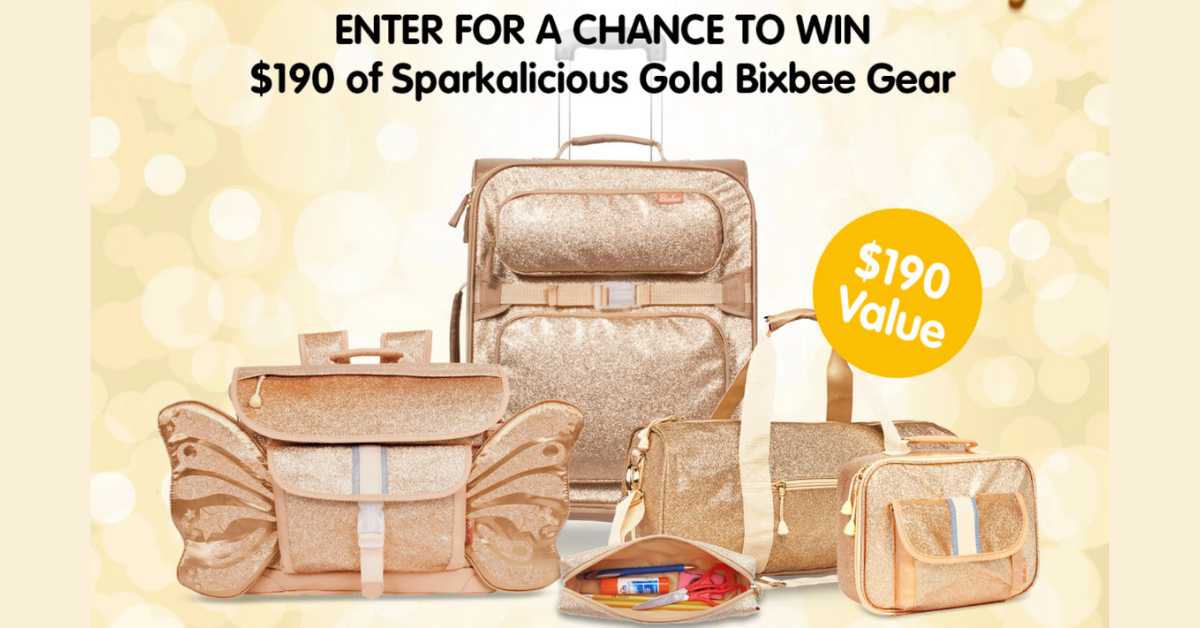 Bixbee 24k Gold Giveaway