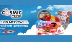 Cosmic Crisp and Erin McDowell Cookbook Giveaway